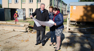 Gmina Niemce liderem inwestycji w Powiecie Lubelskim