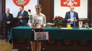 Rada Powiatu Lubelskiego nagradza sportowców