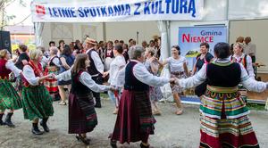 Letnie Spotkanie z Tradycją w Parku im. Rodzin Budnych i Łosiów