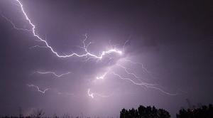 Ostrzeżenie o burzach z gradem z dnia 01.08.2017