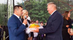 Podziękowanie za plony – Dożynki Gminy Niemce 2017 w Nasutowie