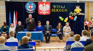 Witaj szkoło – oficjalne rozpoczęcie roku szkolnego 2017/2018