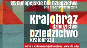 ZAPROSZENIE: na obchody Europejskich Dni Dziedzictwa w Ciecierzynie