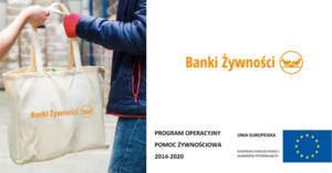 Ogłoszenie ws. dystrybucji żywności z Banku Żywności w Lublinie