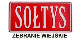 Zebranie sołeckie mieszkańców Stoczka