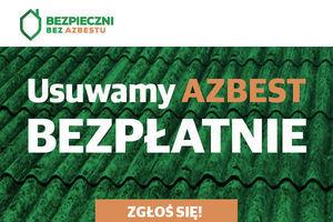 Drugi nabór wniosków na usuwanie azbestu