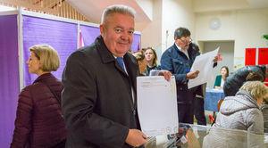Mieszkańcy naszej gminy po raz trzeci zaufali urzędującemu wójtowi