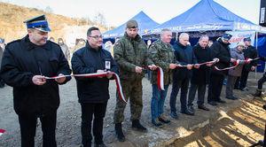 Oficjalne otwarcie Gminnej Strzelnicy Osówka