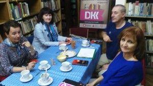 Pierwsze powakacyjne spotkanie opoczyńskiego DKK