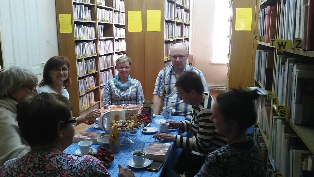 Ostanie spotkanie opoczyńskiego klubu DKK przed wakacjami
