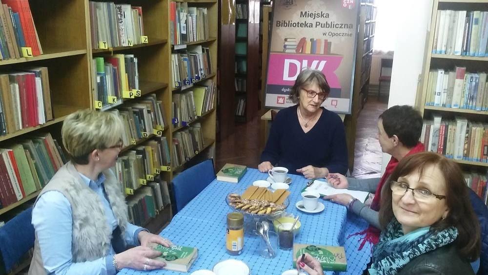 Dnia 9 maja 2017 roku o godzinie 16 00 odbyło się spotkanie Opoczyńskiego DKK