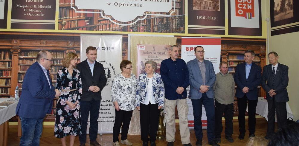 """II Konkurs Recytatorski """"Poezja lokalnych twórców"""""""