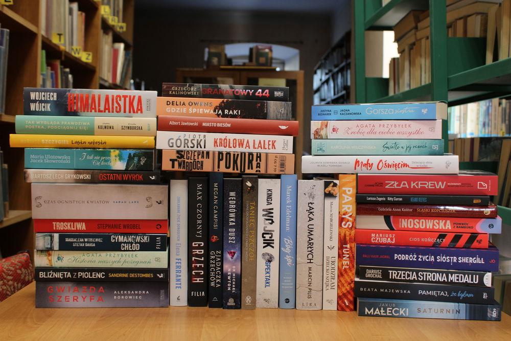 Nowe zakupy w Bibliotece!
