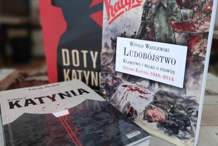 13 kwietnia Dzień Pamięci Ofiar Zbrodni Katyńskiej.