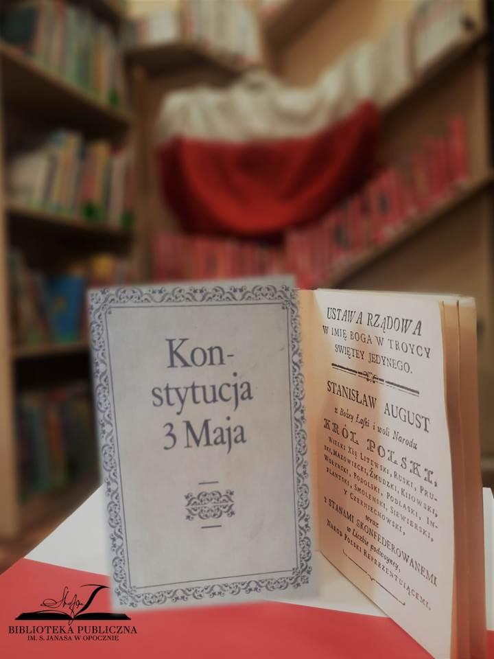 230. rocznica uchwalenia Konstytucji 3-go Maja, Dzień Flagi Rzeczpospolitej Polskiej  oraz Święto Pracy