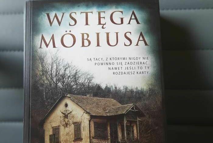 "Polecamy! - ""Wstęga Möbiusa"" - Roman Konik"