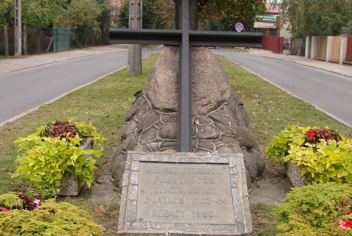 Pomnik ku czci powstańców styczniowych