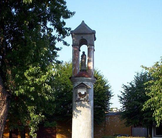Kapliczka św. Rozalii