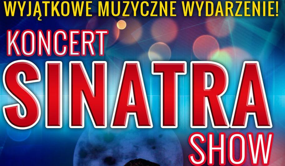 SINATRA SHOW - WYJATKOWY KONCERT W MDK!