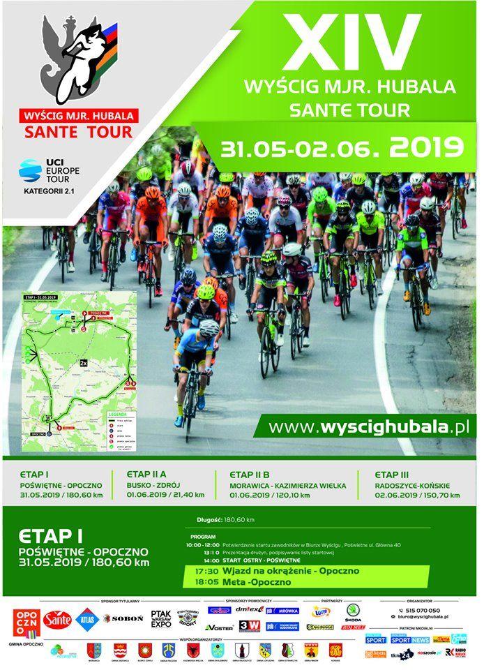 Wyścig mjr. Hubala - Sante Tour 2019