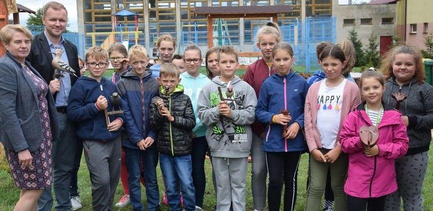 Szkoła w Libiszowie z nową ekopracownią