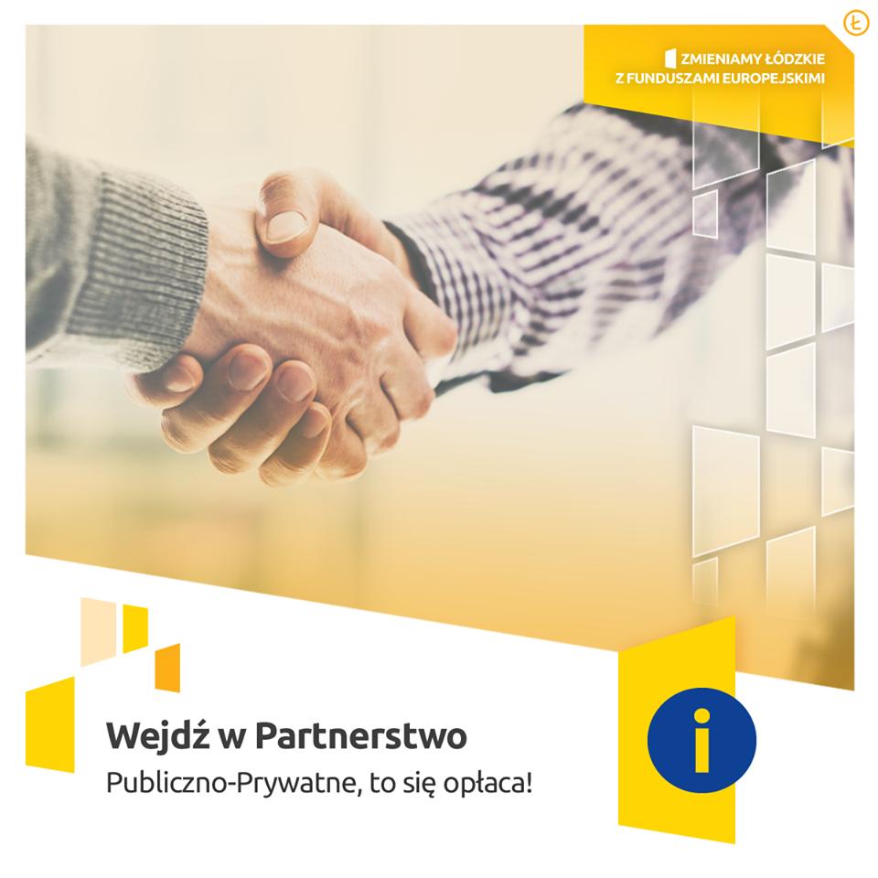 """Bezpłatne szkolenie pt. """"Partnerstwo publiczno-prywatne - analizy przygotowawcze projektu PPP"""""""