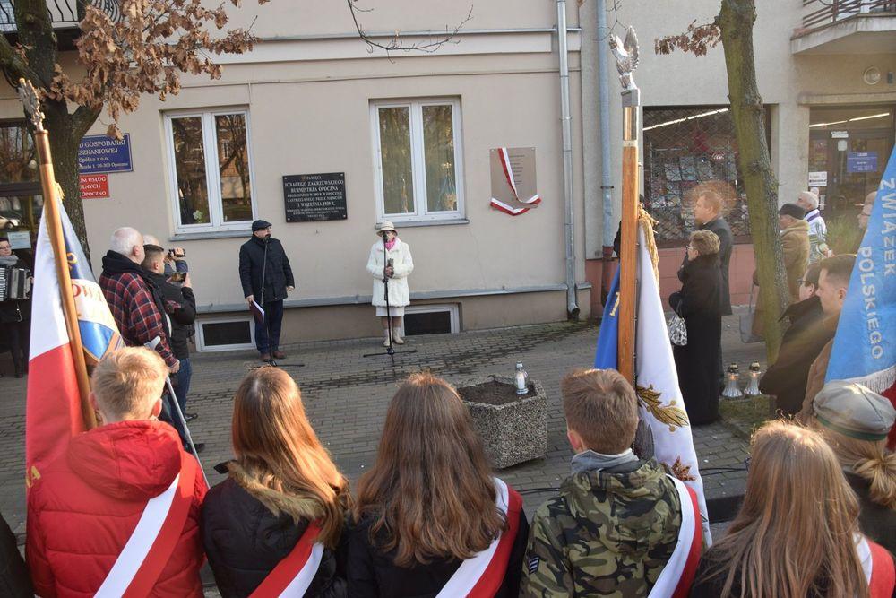 Uroczystości 80. rocznicy wysiedlenia mieszkańców Ziemi Jarocińskiej do Opoczna