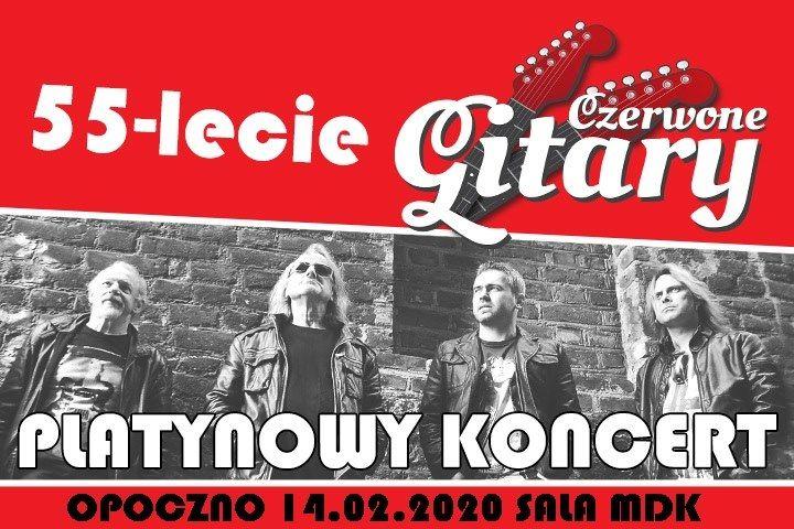 """""""Czerwone Gitary"""" w MDK"""