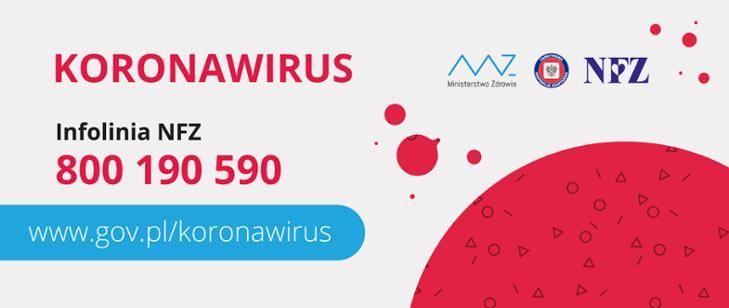 Podstawowe środki ochronne przeciwko koronawirusow