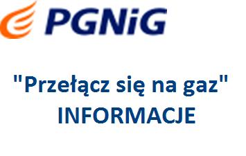 """Niezbędne informacje dotyczące programu """"Przełącz się na gaz"""""""