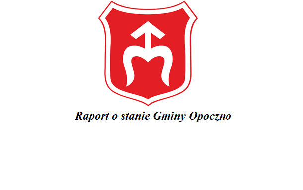 Raport o stanie Gminy Opoczno za 2019 rok
