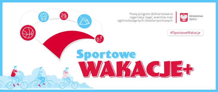 """Program """"Sportowe Wakacje+"""""""