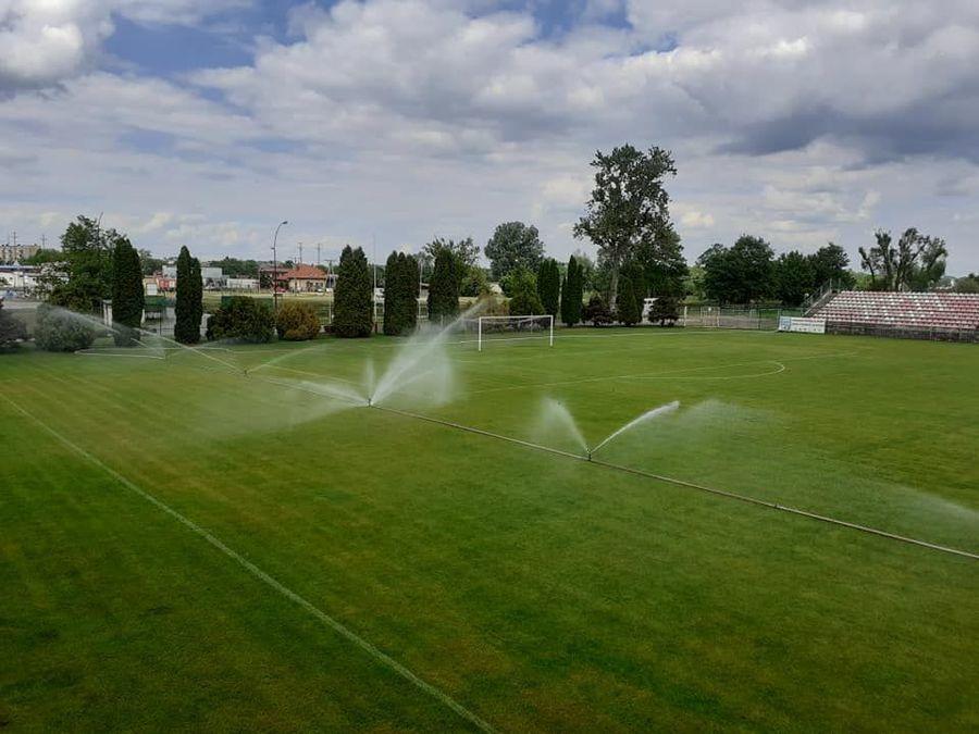 Opoczyńskie boiska sportowe dopuszczone do rozgrywek ligowych