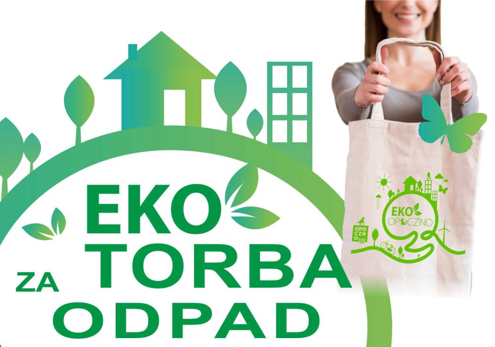"""""""EKO - TORBA za odpad"""" - I edycja"""