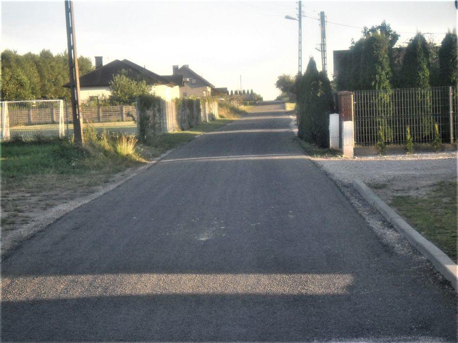 Remonty dróg na terenie gminy