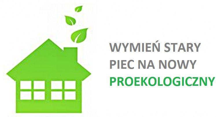 Burmistrz Opoczna ogłasza nabór wniosków na wymianę starego pieca na nowy proekologiczny