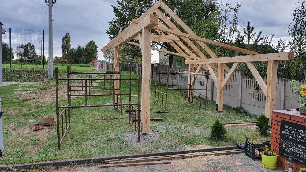 """""""Spotkanie w altanie – utworzenie plenerowego centrum integracji społecznej"""" - realizacja projektu w Dzielnej"""