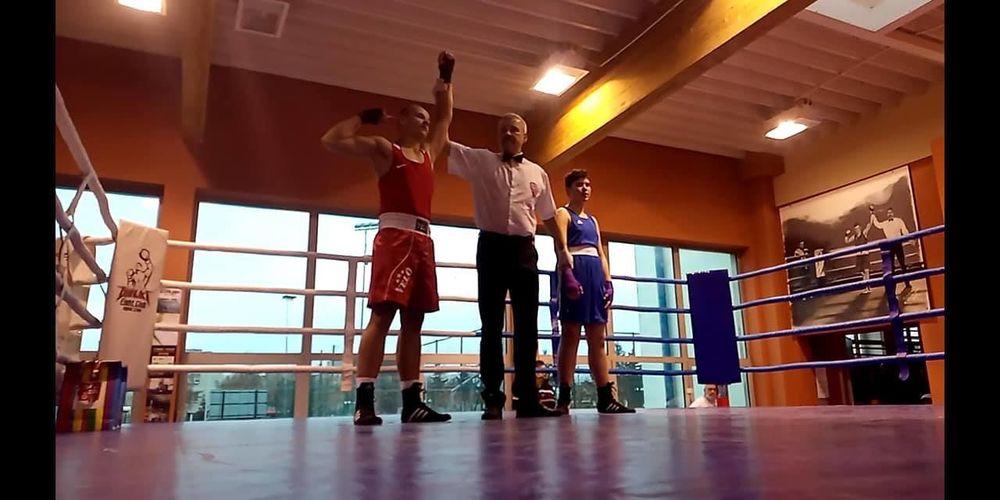 Turniej bokserski o puchar Burmistrza Opoczna