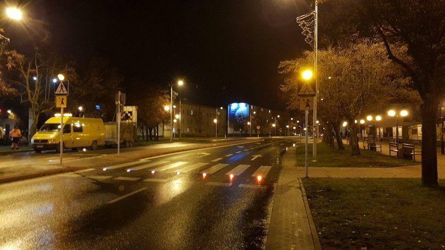 W trosce o bezpieczeństwo pieszych