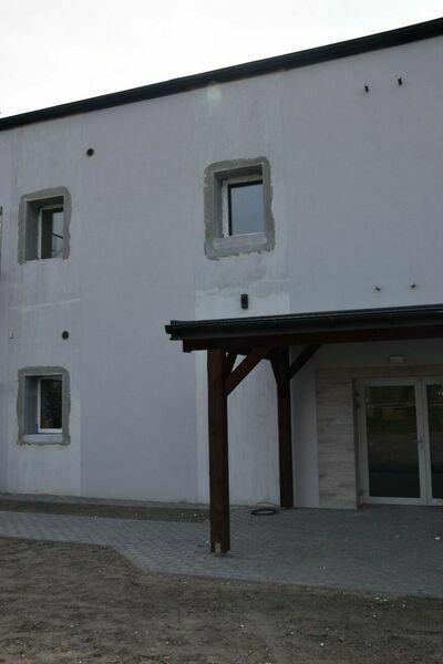 Budowa budynku pasywnego świetlicy z pomieszczeniami dla potrzeb Szkoły Podstawowej w Woli Załężnej
