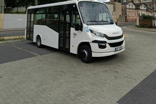 Bus zasilany gazem na testach w MPK Opoczno