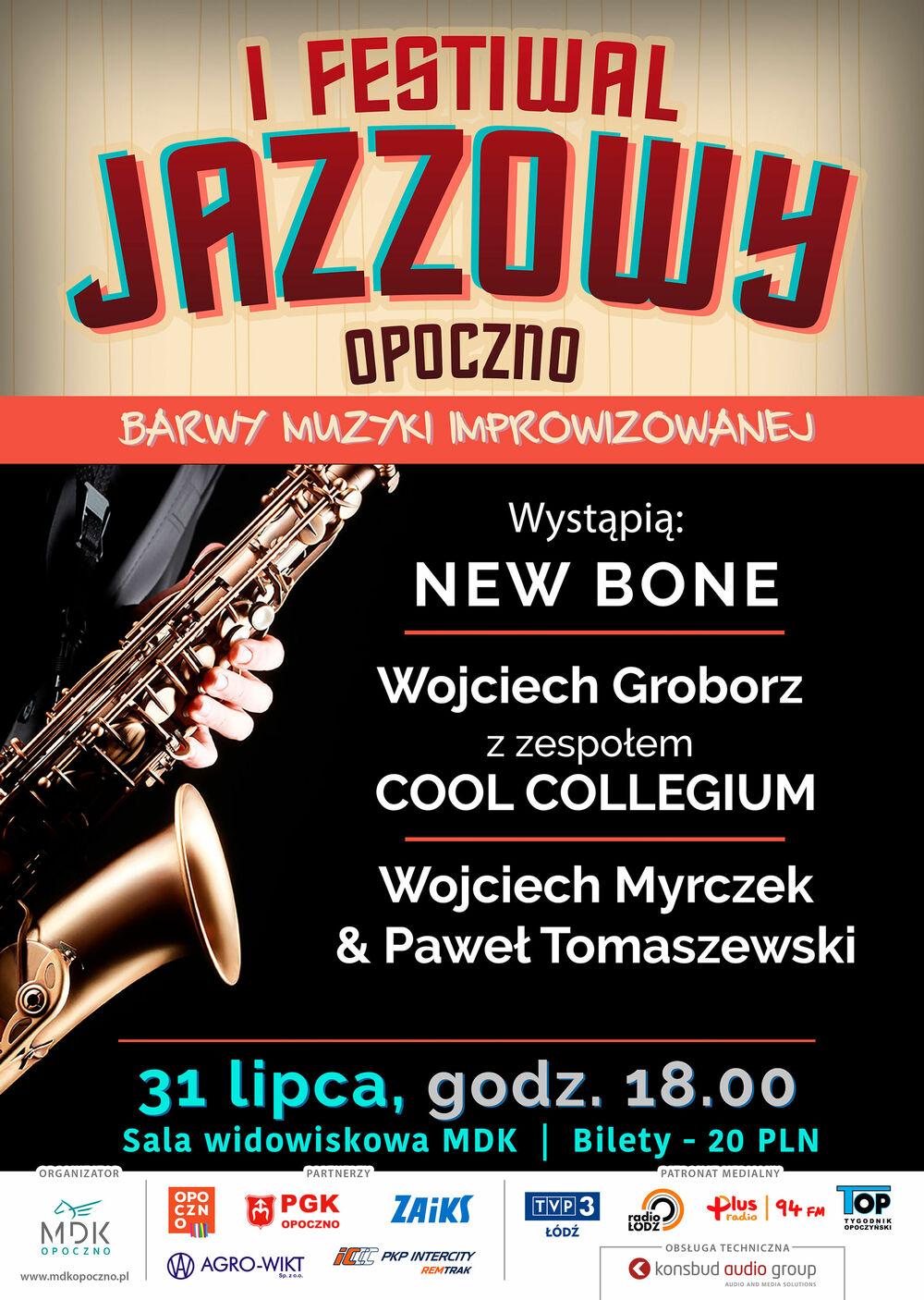 Jazzowa sobota w MDK!