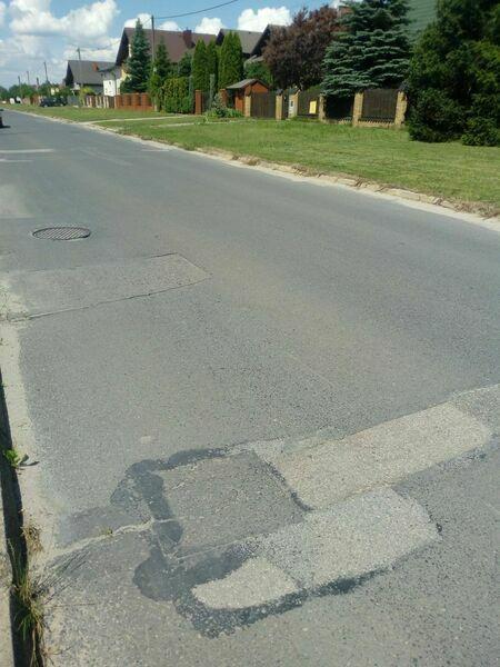 Ulica Świerkowa z dofinansowaniem