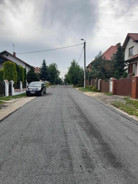 Zakończone modernizacje dróg gminnych