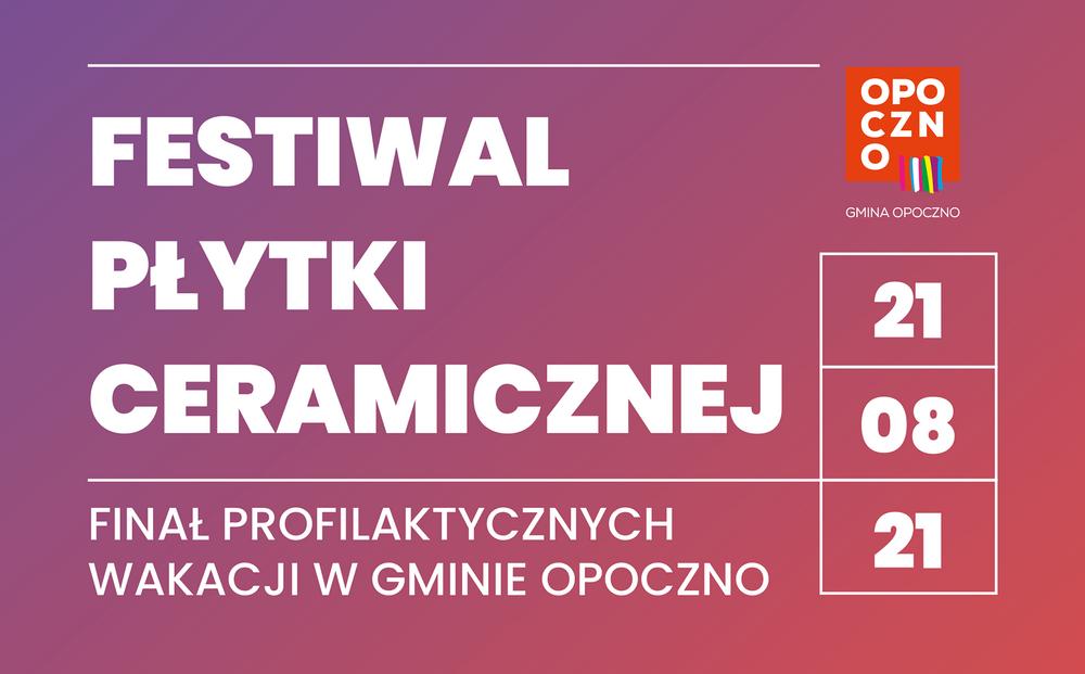Festiwal Płytki Ceramicznej