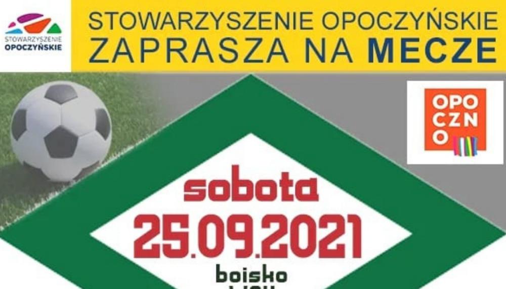 Stowarzyszenie Opoczyńskie zaprasza na mecze