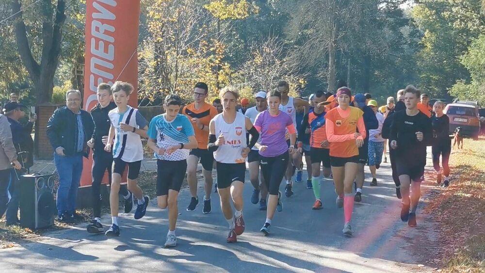 III Leśna Zadyszka i Feniksowe bieganie po lesie na 10 km