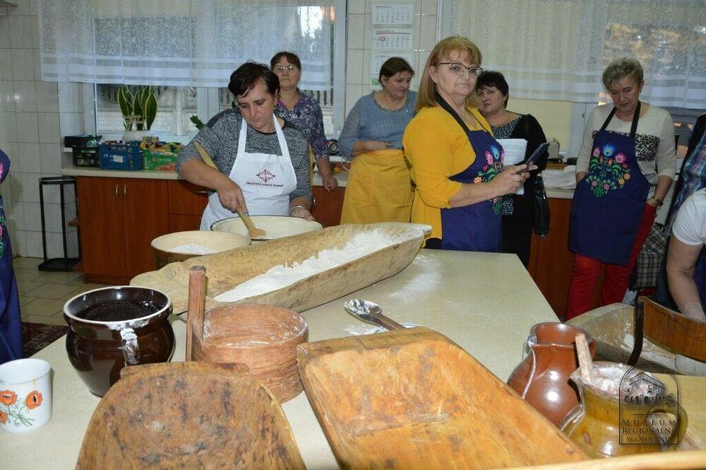 Podsumowanie warsztatów pieczenia chleba