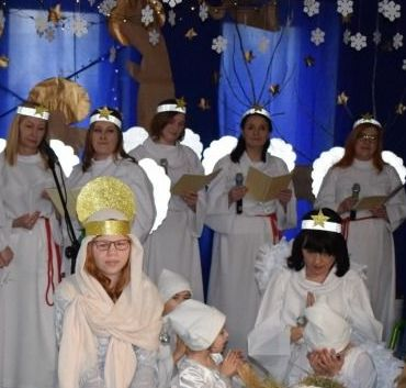 Spotkania świąteczne w placówkach kształcenia specjalnego