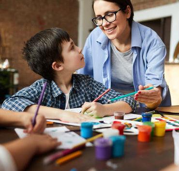 Jak pomóc dziecku w organizacji pracy?